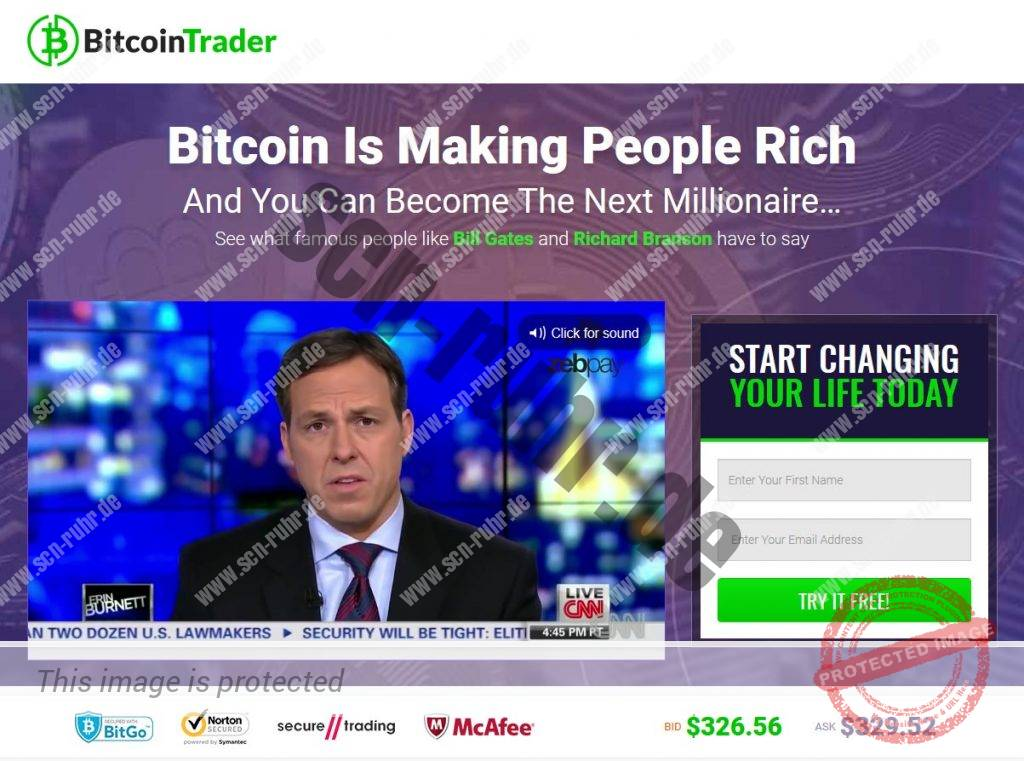 Crypto Trader scam